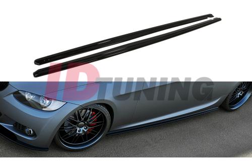 Накладки на пороги BMW 3 E92 M-Pack