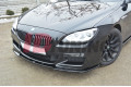 Сплиттер передний BMW 6 Gran Coupe M-Pack
