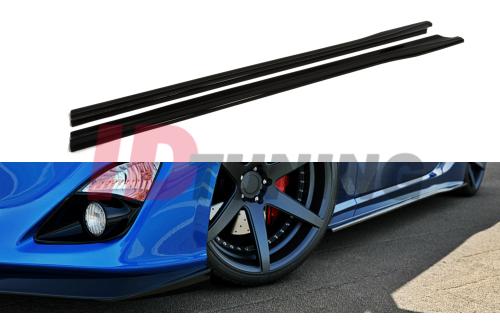 Накладки на пороги Toyota GT86