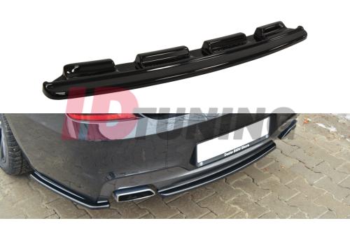 Сплиттер задний BMW 6 Gran Coupe M-Pack (без стоек)