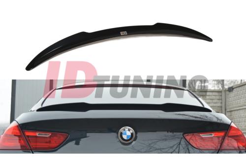 Накладка на спойлер BMW 6 Gran Coupe M-Pack