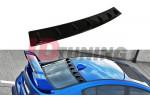 Накладка на стекло заднее Subaru WRX STI