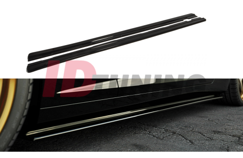 Накладки на пороги Chevrolet Camaro V SS Европа Дорестайл