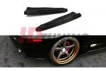 Комплект сплиттеров задних Chevrolet Camaro V SS Европа Дорестайл
