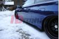 Накладки на пороги Toyota Celica T23 TS Дорестайл