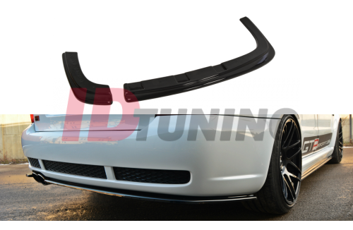 Сплиттер задний Audi RS4 B5