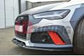 Сплиттер передний Audi RS6 C7 вар.2
