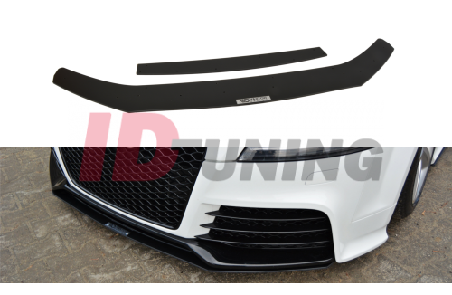 Сплиттер передний гоночный Audi TT MK2 RS