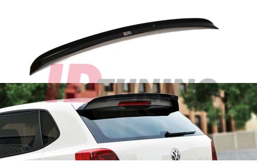 Накладка на спойлер Volkswagen Polo MK5 GTI Рестайл