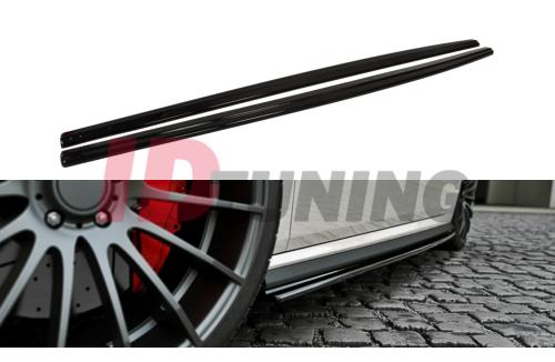 Накладки на пороги Volkswagen Polo MK5 GTI Рестайл