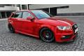 Накладки на пороги Audi S3 8V SPORTback/Audi A3 8V S-Line