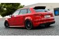 Комплект сплиттеров задних Audi S3 8V SPORTback