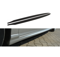 Накладки на пороги гоночные Volkswagen Passat B6/B7 R-Line