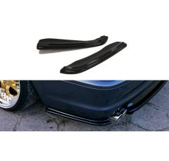 Комплект сплиттеров задних BMW 3 E46 M-Pack Купе