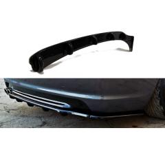 Сплиттер задний BMW 3 E46 M-Pack Купе (со стойками)