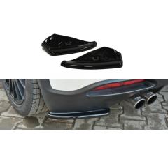 Комплект сплиттеров задних Fiat Grande Punto Abarth