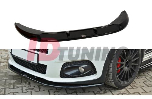 Сплиттер передний Fiat Grande Punto Abarth вар.2