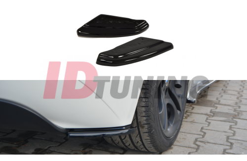 Комплект сплиттеров задних BMW Z4 E85/E86 Дорестайл