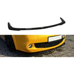 Сплиттер передний Renault Megane II RS Рестайл
