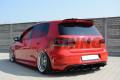Накладка на спойлер Volkswagen Golf MK6 GTI