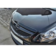 Накладка на капот Opel Corsa D OPC/VXR
