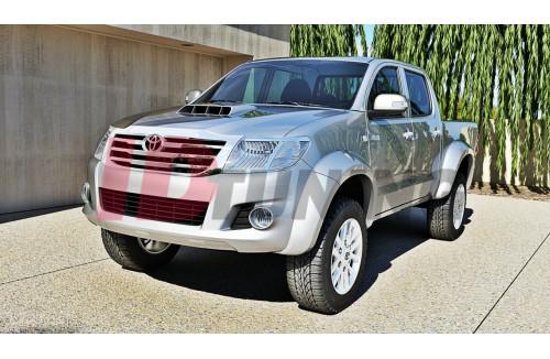 Расширители колесных арок Toyota Hilux MK7 2012-2015