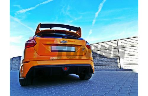 Спойлер Ford Focus MK3 (RS look)