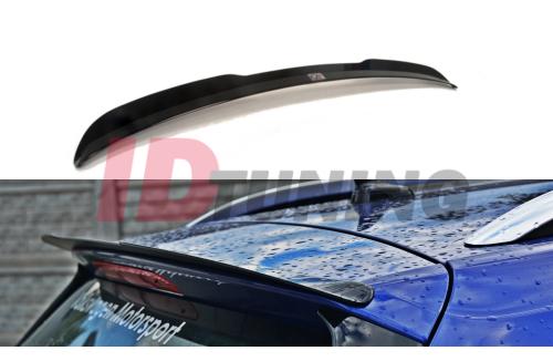 Накладка на спойлер Volkswagen Golf MK7 R Универсал