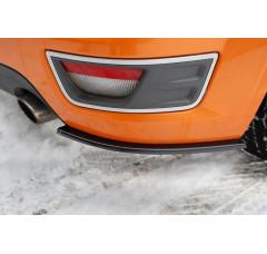 Комплект сплиттеров задних Ford Focus MK2 ST Дорестайл