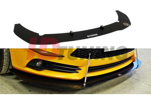 Сплиттер передний гоночный Ford Focus ST MK3 Дорестайл