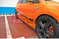 Накладки на пороги Ford Focus ST MK2