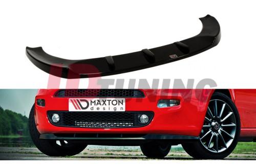 Сплиттер передний Fiat Punto Evo (на стандартную версию)
