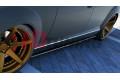 Накладки на пороги Mercedes S-класс W221