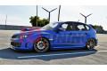 Сплиттер передний Subaru Impreza WRX STI 2009-2011 вер.1