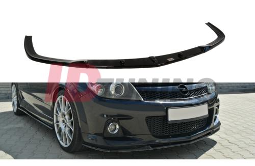 Сплиттер передний Opel Astra H OPC/VXR NURBURG