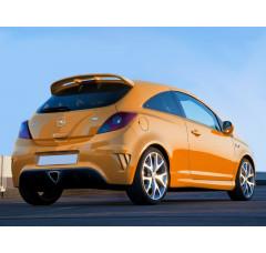 Спойлер на крышу Corsa D 3дв (OPC/VXR look)