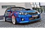 Сплиттер передний Subaru Impreza WRX STI 2011-2014