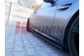 Накладки на пороги BMW M3 E92/E93