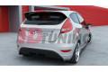 Комплект сплиттеров задних Ford Fiesta MK7 ST/ST-Line/Zetec S