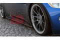Накладки на пороги Maserati Granturismo 2007-2011