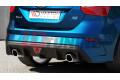 Бампер задний Ford Focus MK3 Дорестайл (RS 2015 look)
