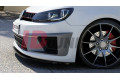 Комплект обвеса Volkswagen Golf VI (R400 look)