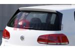 Накладка на спойлер Volkswagen Golf VI GTI (R400 look)