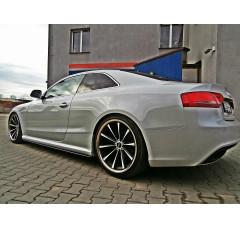 Накладки на пороги Audi RS5 8T