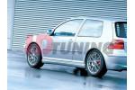 Накладки на пороги Volkswagen Golf IV (25'TH ANNIVERSARY look)