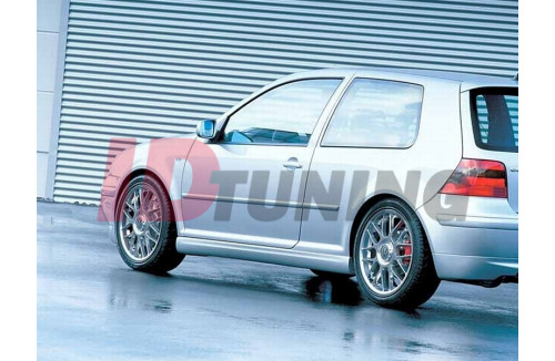 Накладки на пороги Volkswagen Golf IV (25'TH ANNIVERSARY look)