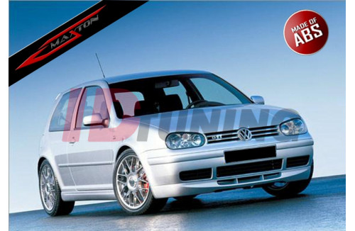 Спойлер на передний бампер Volkswagen Golf IV (25'TH ANNIVERSARY look)