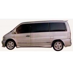 Накладки на пороги Mercedes Vito 1996-2003
