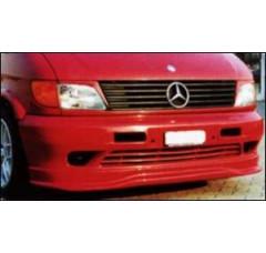 Спойлер на передний бампер Mercedes Vito 1996-2003