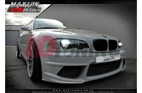 Бампер передний BMW 3 E46 Седан вар.2